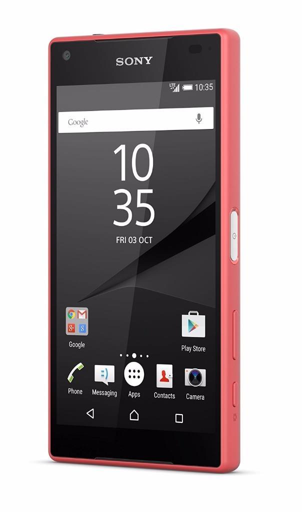 Sony XPERIA Z5 Compact E5823 32GB 4G LTE Unlock 23MP Cam ...