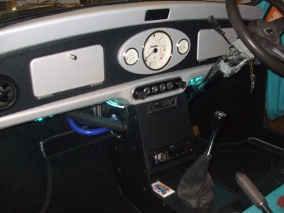 classic mini dashboard fitting instructions
