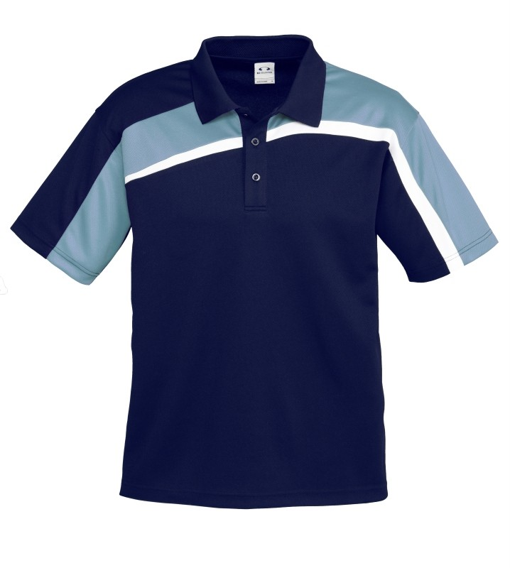 Mens Velocity Polo Adults Team Club Casual Shirts Top