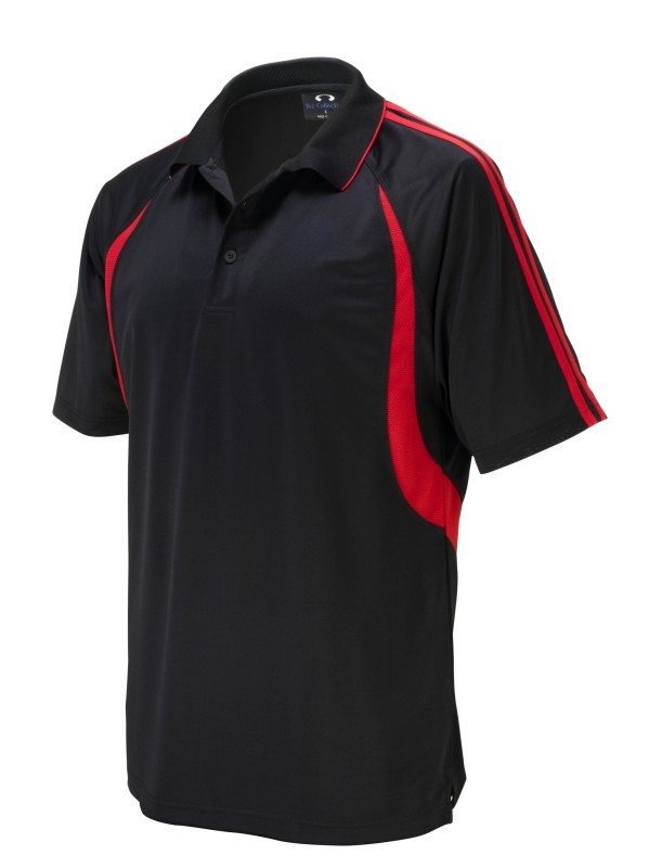 Mens flash polo shirt cool team club jersey size s m l xl for Cool mens polo shirts