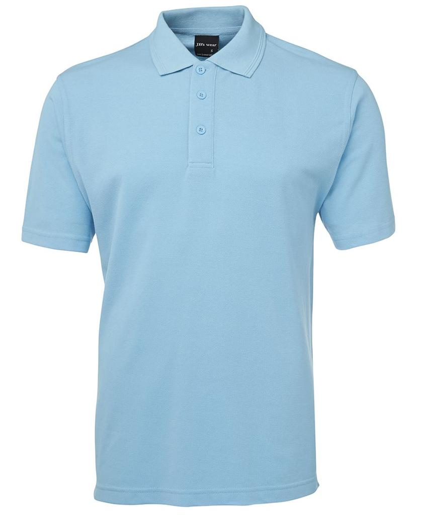 Mens signature polo shirt top casual sport size s m l xl for Men s athletic polo shirts