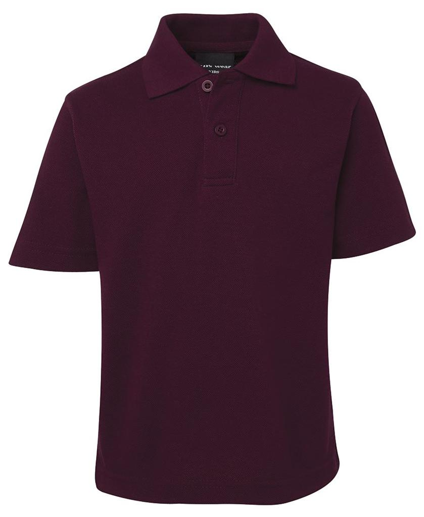 Kids-Polo-Shirt-Boys-Girls-Children-Size-4-6-8-10-12-14-Casual-Easy-Care-TOP-2KP
