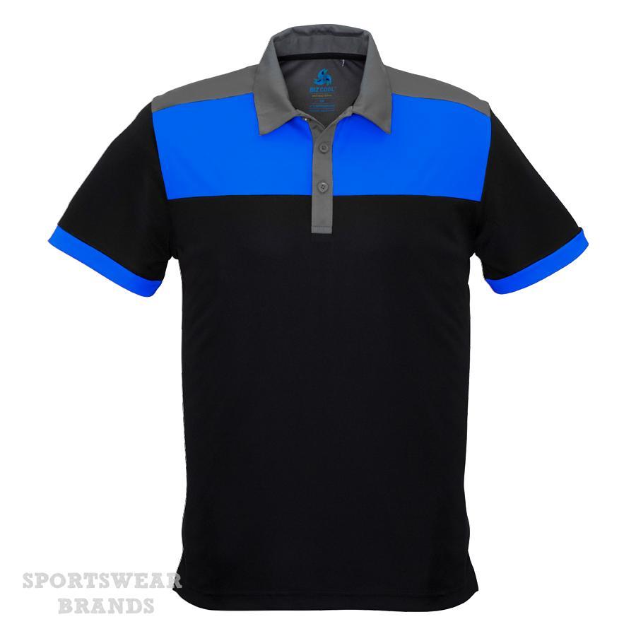 3-x-Mens-Charger-Polo-Shirt-Contrast-Sport-Club-Size-S-M-L-XL-2XL-3XL-5XL-P500MS