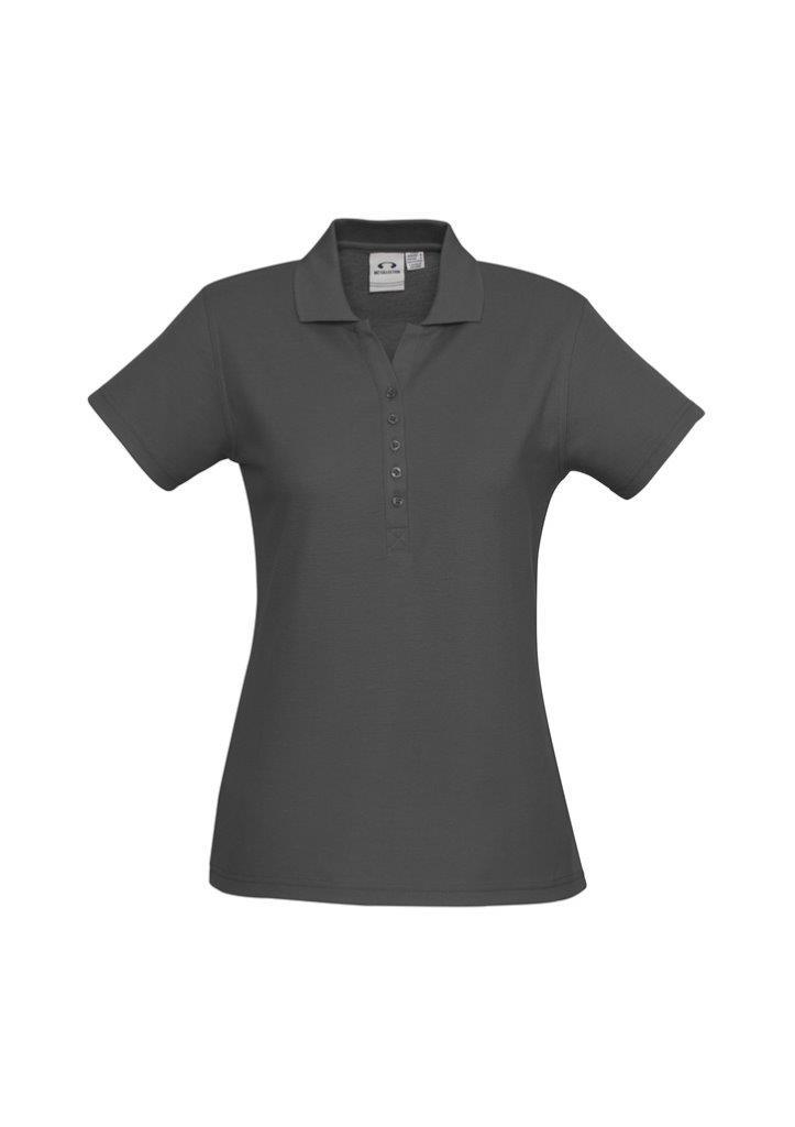 3 x Ladies Crew Polo Shirt Top Size 8 10 12 14 16 18 20 22 ...