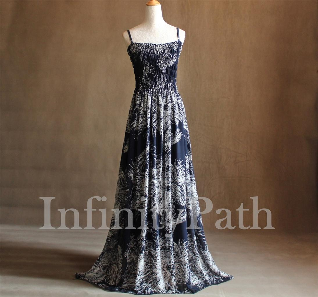 Tall women 2x plus size elegant navy maxi extra long for Wedding dresses for tall plus size