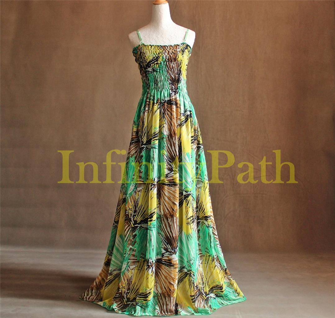 Woman Plus Size Dress 4X Maxi Chiffon Prom Extra Long