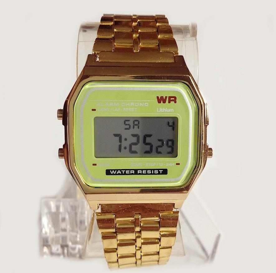 vintage digital watches ebay