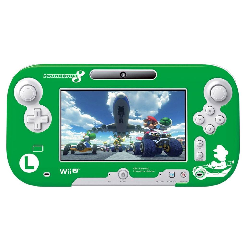 new wii u hori mario kart 8 protector case ebay. Black Bedroom Furniture Sets. Home Design Ideas