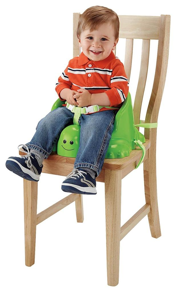 fisher price turtle booster seat table dinning chair. Black Bedroom Furniture Sets. Home Design Ideas