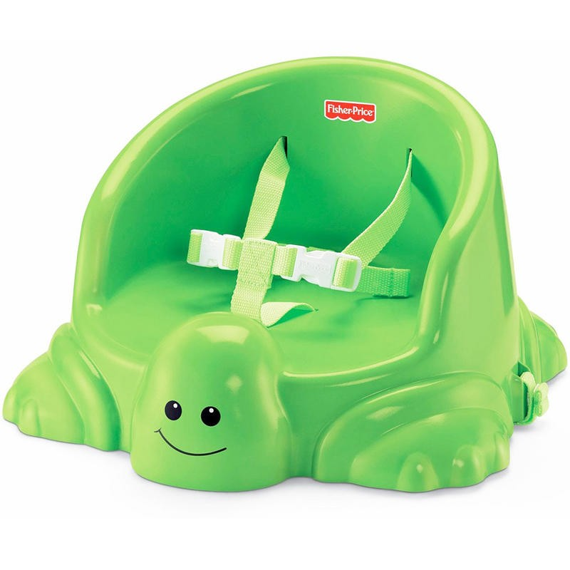 Fisher Price Turtle Booster Seat Table Dinning Chair