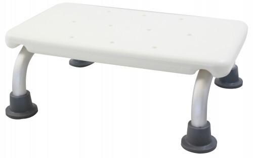 care plus aluminium bath tub step stool disability step toilet step new ebay. Black Bedroom Furniture Sets. Home Design Ideas