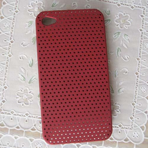 1-x-Net-Mesh-Hard-Back-Case-for-iPhone-4th-4G-4S-10-Colors