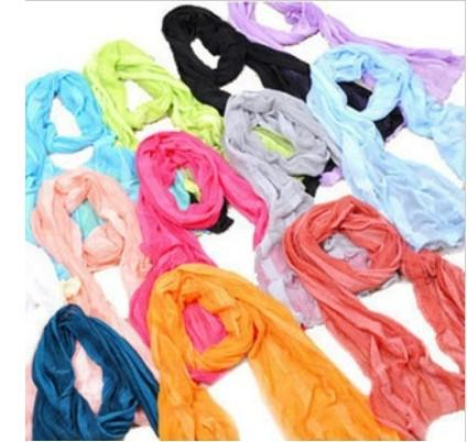 New-Pure-Candy-Color-Soft-Long-Wrap-Scarf-colorful-pick-gift