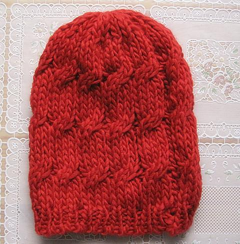 Fashion Winter Warmer Candy Color Knitting Wool Cap Hat