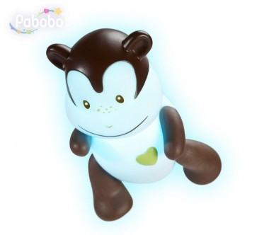 Lumilove-Savanoo-MONKEY-Rechargeable-Infant-Night-Light-Kids-Love-Them