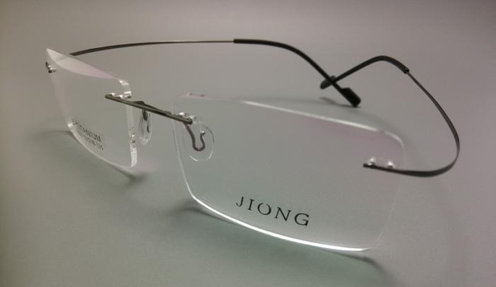 Rimless Glasses Adjusting : 8 Colors Ultra-light Rimless Eyeglasses Frames Flexible ...