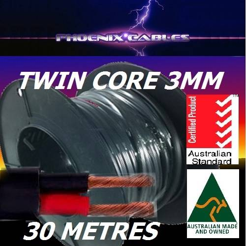 Twin-Core-3mm-cable-wire-30-Meter-Roll-2-core-suits-trailers-caravans-leds