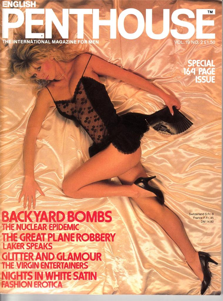 Details About Penthouse May 1981 Cody Carmack Fine - Hot ...