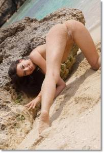 Adult Erotic Art  A4 Fine Nude Photo of Sex Nymph - Lorena 052-105