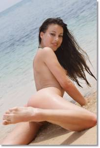 Adult Erotic Art  A4 Fine Nude Photo of Sex Nymph - Lorena 052-116