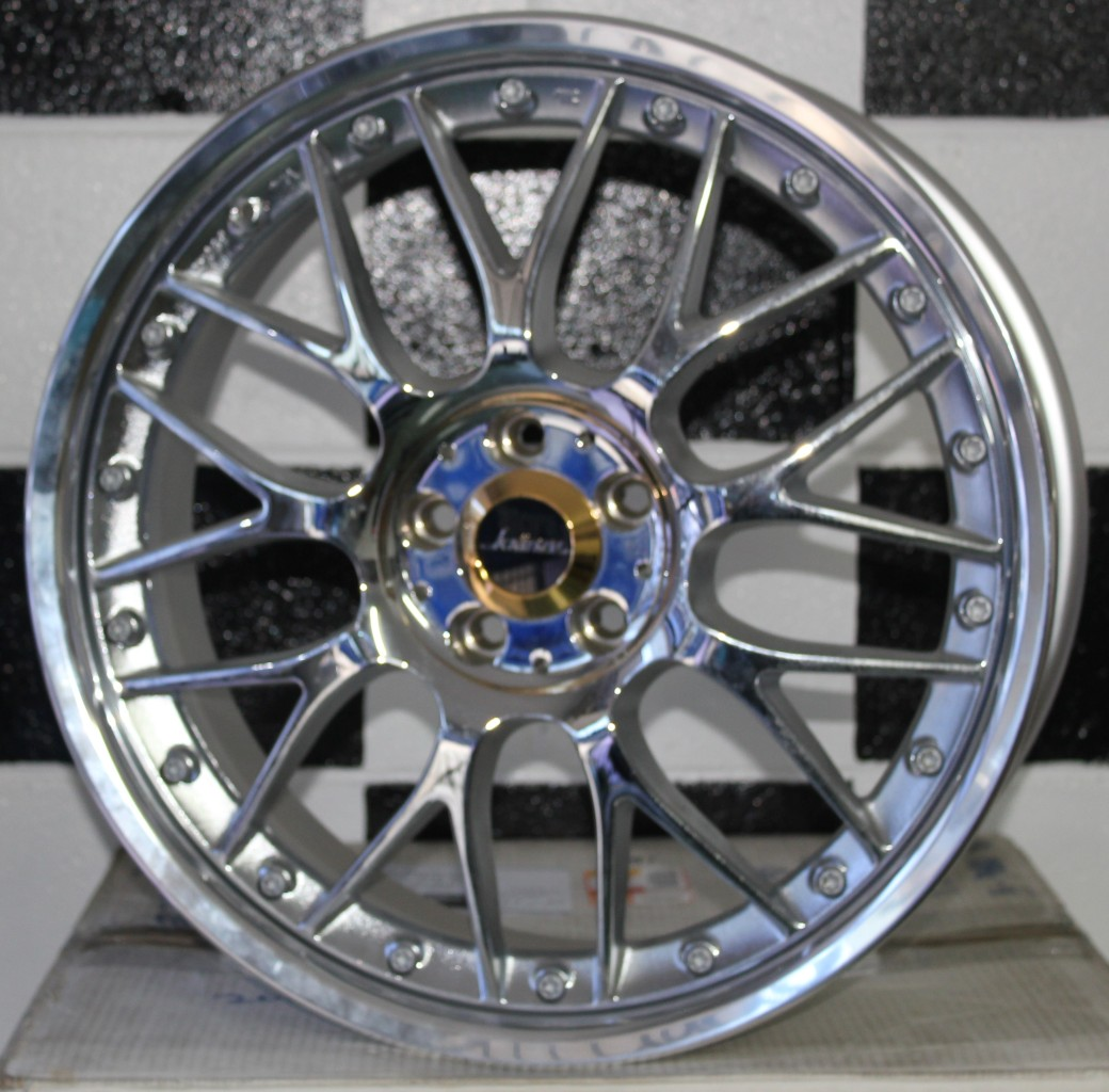 18-inch-5-100-WEDS-KRANZE-ERM-New-Japanese-alloy-mag-wheels-suit-Subaru-63