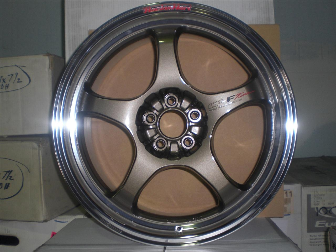 18-inch-5-100-Racing-Hart-CP-F-Tune-alloy-mag-wheels-2-Wheels-Only-101