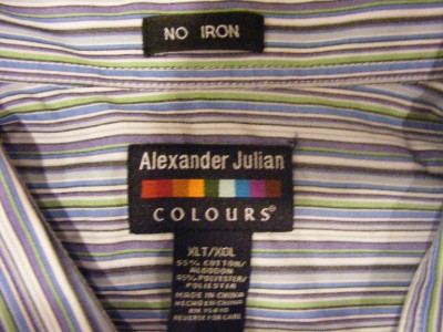 Alexander Julian Colours Shirts For Men