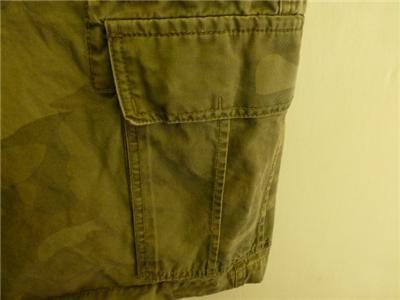 Cargo shorts redhead Womens