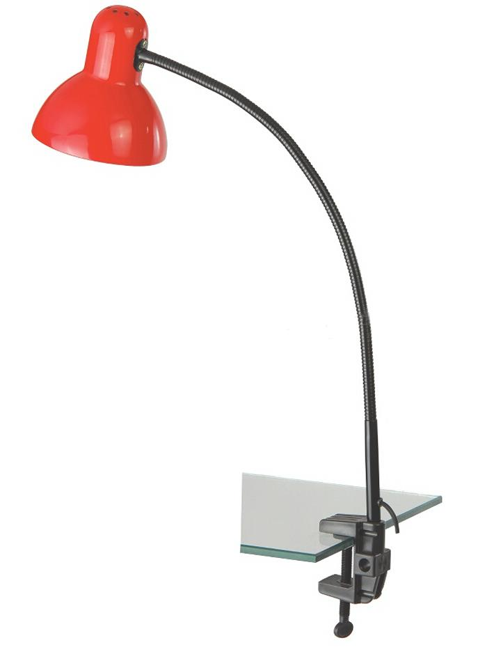 patience clip on table lamp led reading light desk lamp with e27 globe. Black Bedroom Furniture Sets. Home Design Ideas