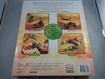 lego ninjago brickmaster instructions