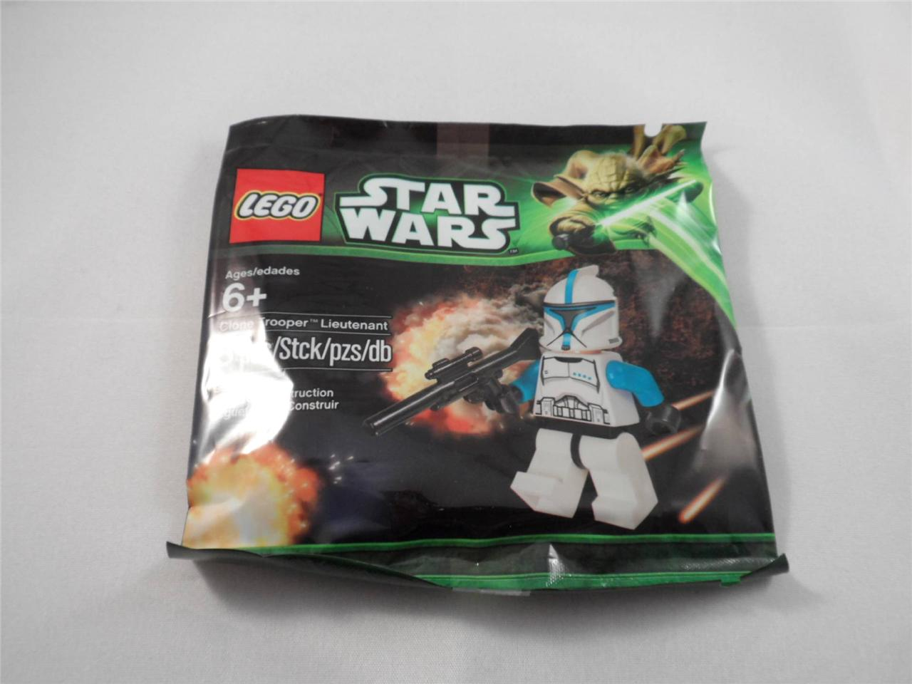 Lego-Clone-Trooper-Lieutenant-Star-Wars-Polybag-set-5001709-Limited-Edition