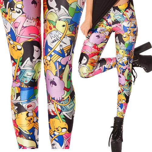 New  Sex Women Fashion  Leggings Stretchy Jeggings Pencil Tights Pants Colorful