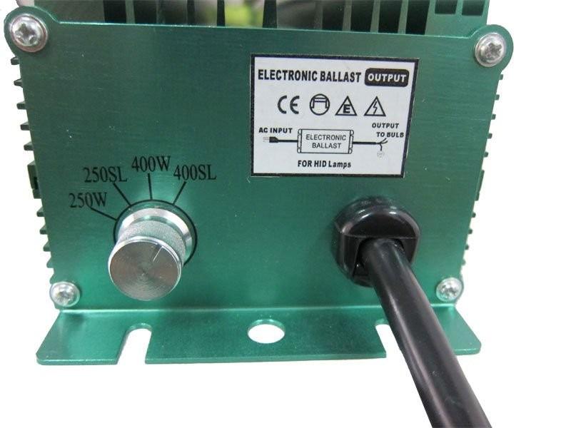 400W 600W 1000W WATT DIGITAL HPS MH GROW LIGHT BALLAST DIMMABLE SODIUM