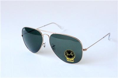 authentic ray ban aviator  ray ban rb3025 w3234