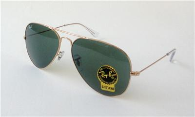 ray ban arista gold aviator  ray ban rb3026 l2846