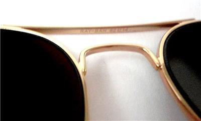 gold aviator ray bans  ray ban aviator rb3026