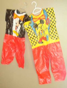 Lot Vtg Disney Mickey Mouse Halloween Costumes 1970s Ben Cooper