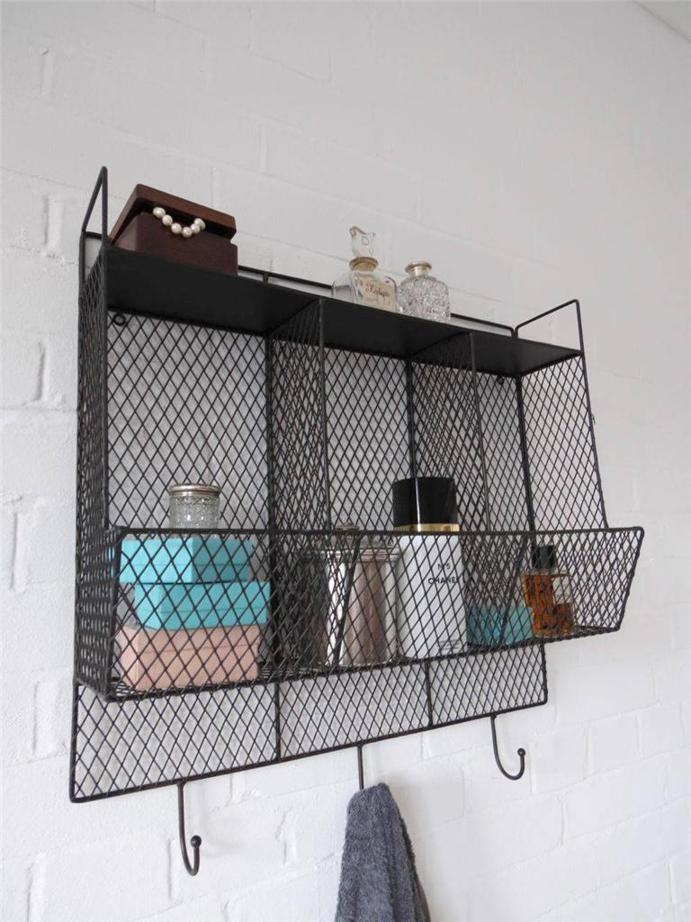 Metal - Garage Wall Shelving - Garage Shelves & Racks ...