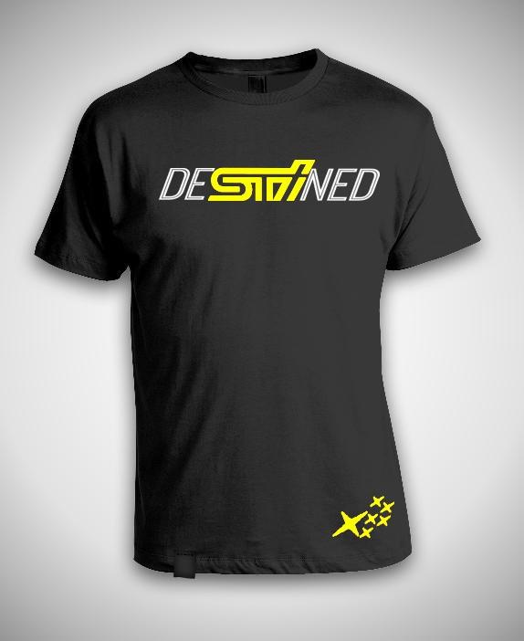 Destined T Shirt Subaru Sti Brz Wrx Jdm Drift World Rally