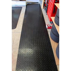 Coverguard Garage Floor Xl 3 X 15 Rubber Mat New