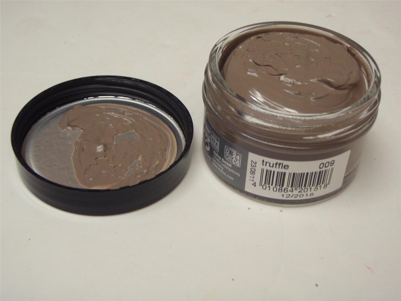 Leather Renovator Polish Brown Colours Woly Tarrago Saphir Tana Free Uk Post Ebay