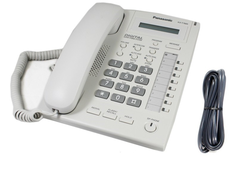 panasonic kx t7665 business phone white t7665al no stand for kx rh ebay co uk panasonic telephone kx-t7665 manual panasonic kx-t7665 manual instrucciones