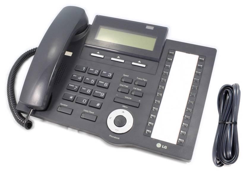 Lg Aria Nortel Ldp 7024d Black Phone Ldp7024d A Grade