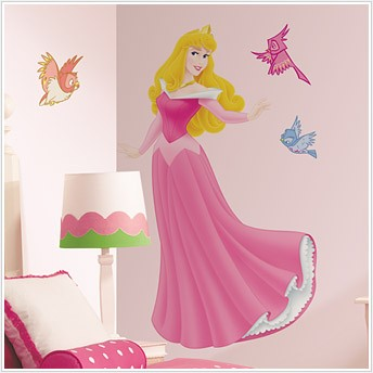 Disney Princess Wall Decor disney princess wall decals - 20 styles to choose from - room