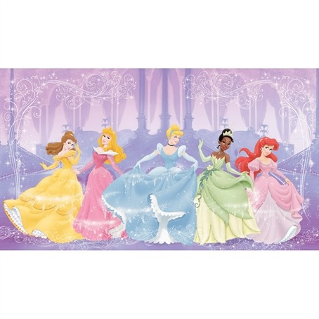Disney princess wall decals 20 styles to choose from room for Disney princess wall mural stickers