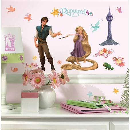 Disney princess wall decals 20 styles to choose from for Disney princess wall mural stickers