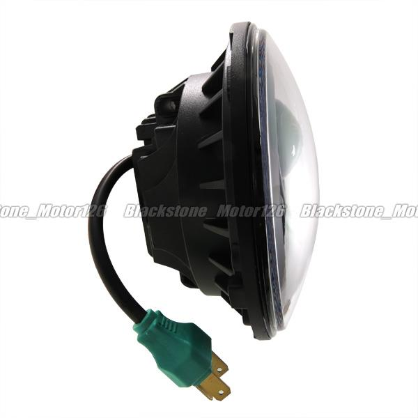 7 u0026quot  motorcycle projector daymaker led headlight fits for