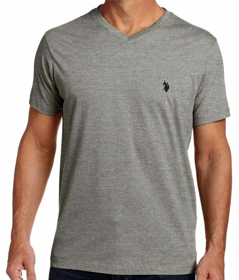 Nwt Us Polo Assn Mens Athletic Classic Golf Polo V Neck T