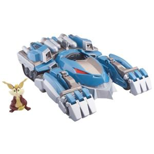 Thundercats Snarf on Thundercats Dx Thundertank Vehicle With Exclusive Snarf Figure New In