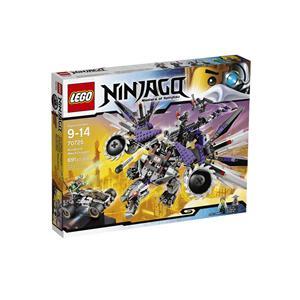 lego 70725 ninjago nindroid mechdragon includes 5 mini figures
